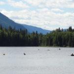 Lake at Alpine Meadows Resort
