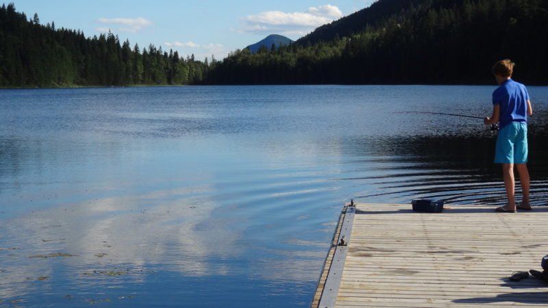 Dock at Alpine Meadows Resort