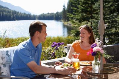 Dining @ Alpine Meadows Resort