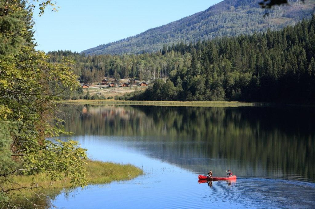 The Alpine Meadows Resort alternative lakeview