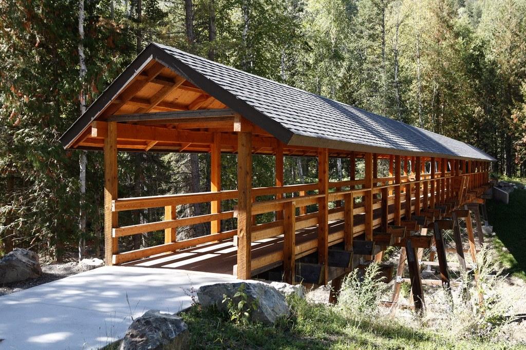 bridge at Alpine Meadows Resort