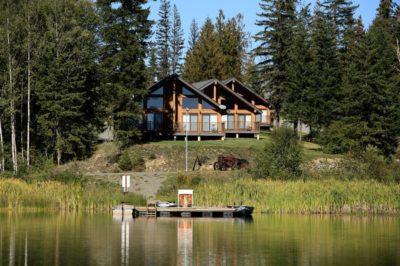 Alpine Meadows Resort dock