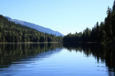 Alpine Meadows Resort lake