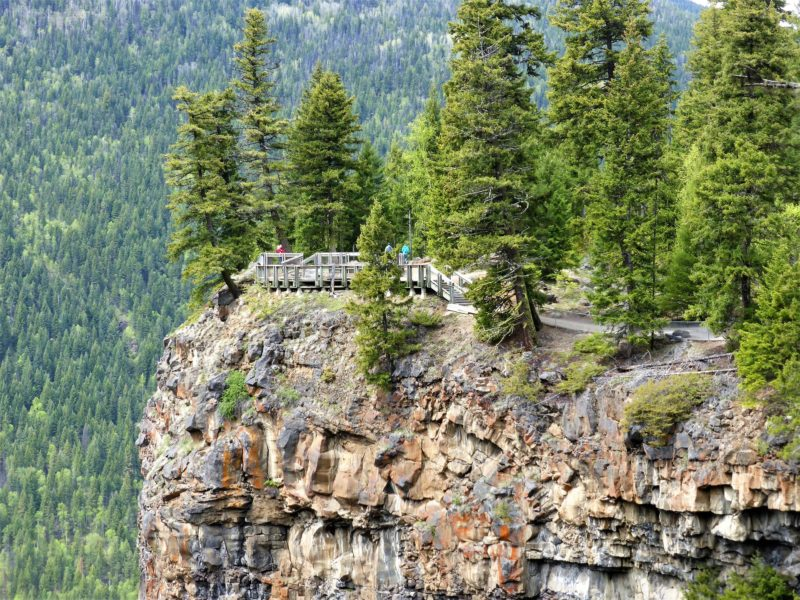 Wells Gray Park Observation Point